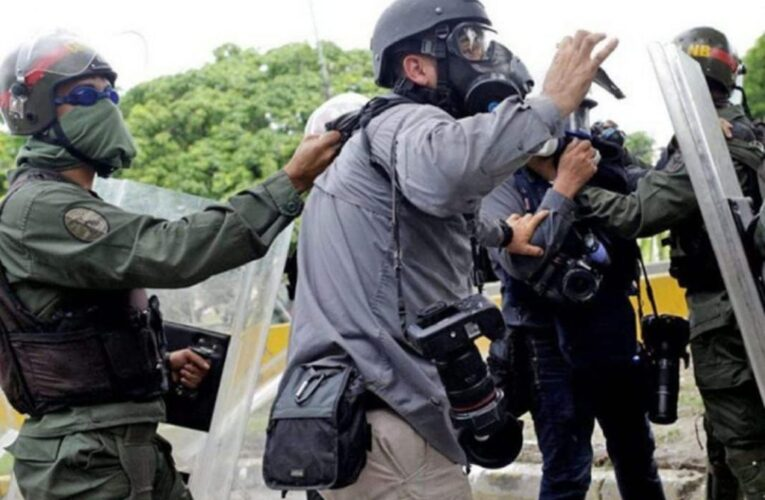 SIP: Venezuela encabeza restricción a la libertad de prensa en América