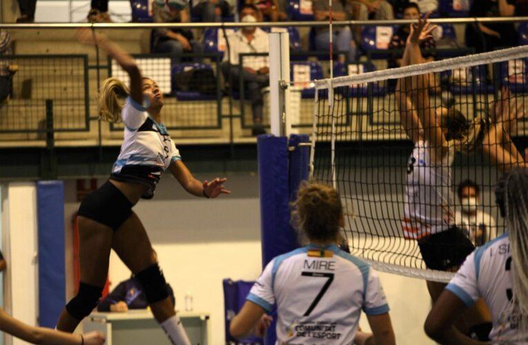 Guaireña se coronó en voleibol de España