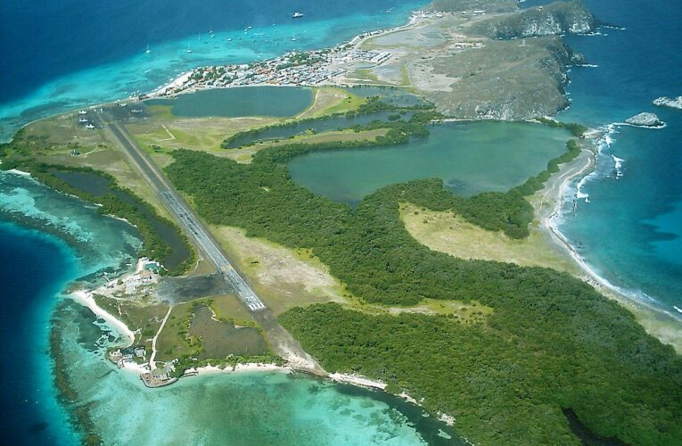 INAC autorizó vuelos privados para Los Roques