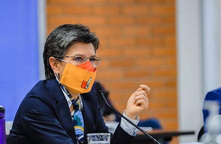 Critican a la alcaldesa de Bogotá por nuevas afirmaciones contra venezolanos