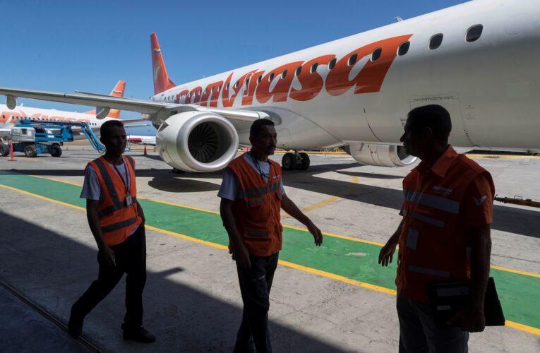 Autorizan vuelos Caracas-Bolivia