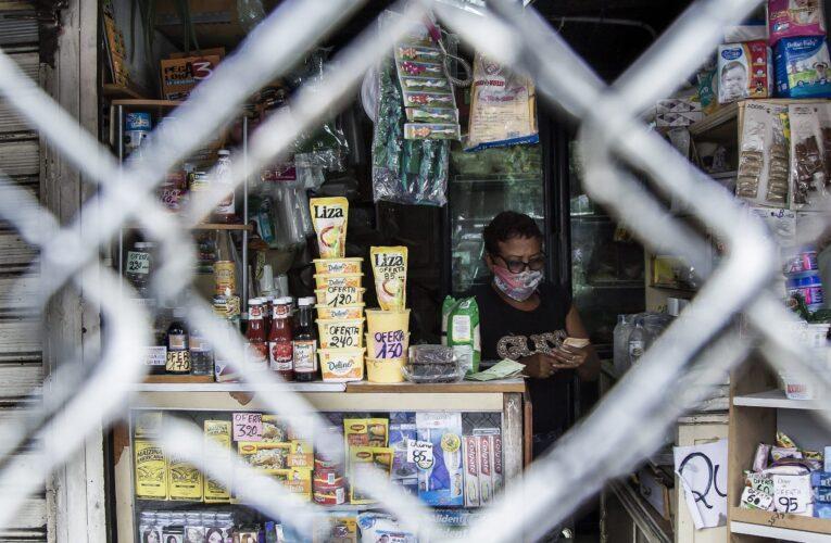 Consecomercio: Minoristas son los más afectados por cuarentena