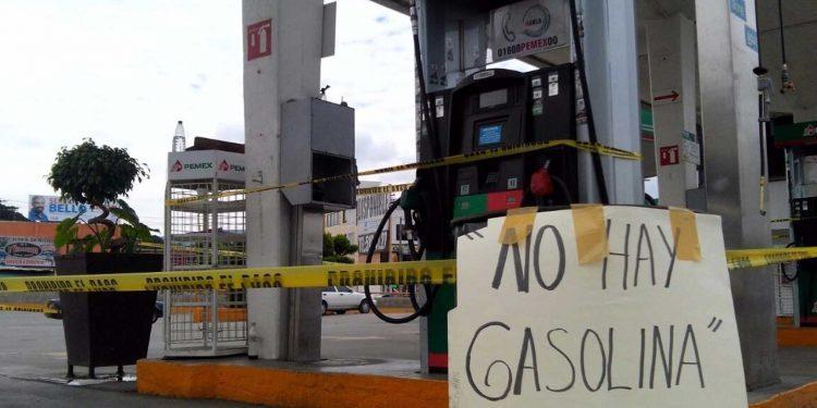 Periodistas tienen más de un mes sin gasolina