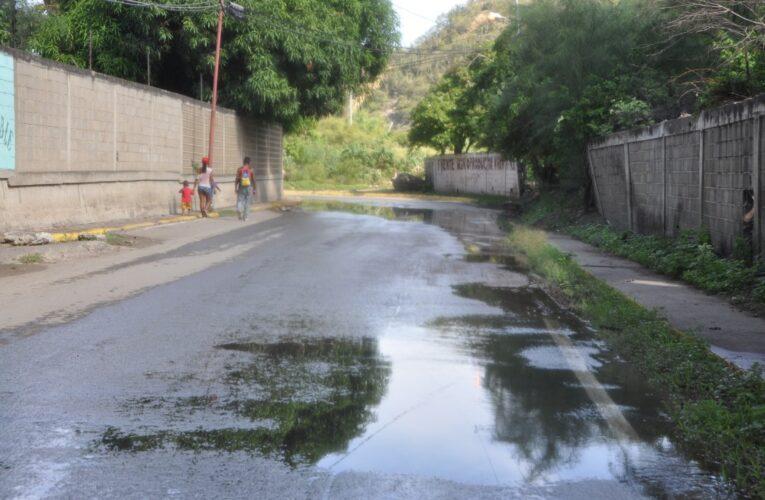 Bote de aguas blancas tiene 5 meses en Marapa
