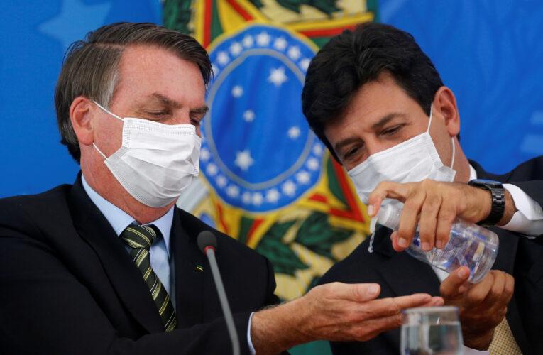Bolsonaro: Dejen de ser un país de maricas