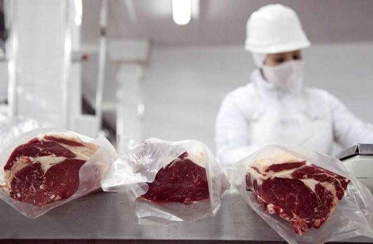 China halla coronavirus en carne importada de Latinoamérica