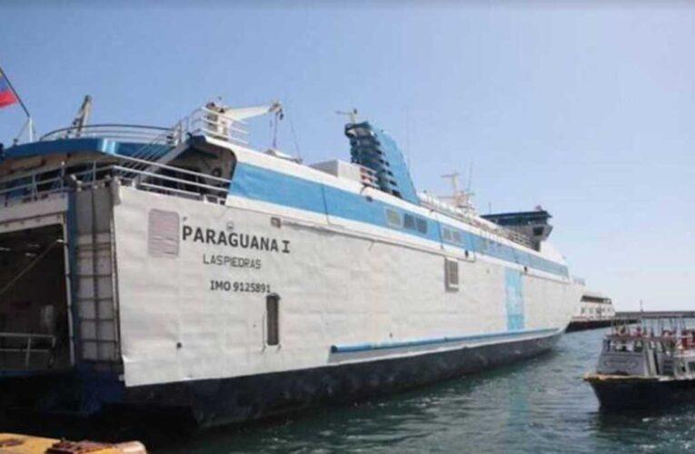 Reactivarán ferry La Guaira-Margarita