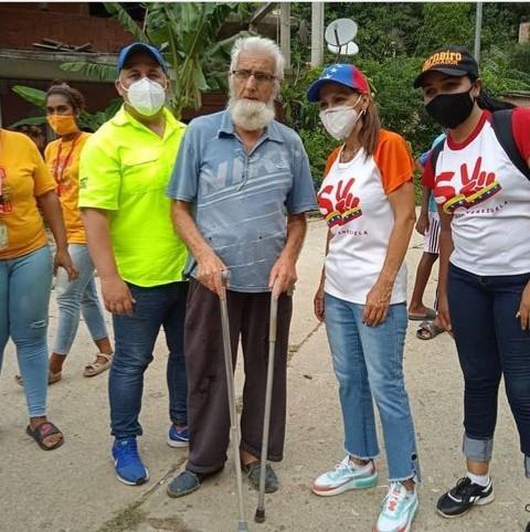Jornada Somos Venezuela llegó hasta Chichiriviche de La Costa