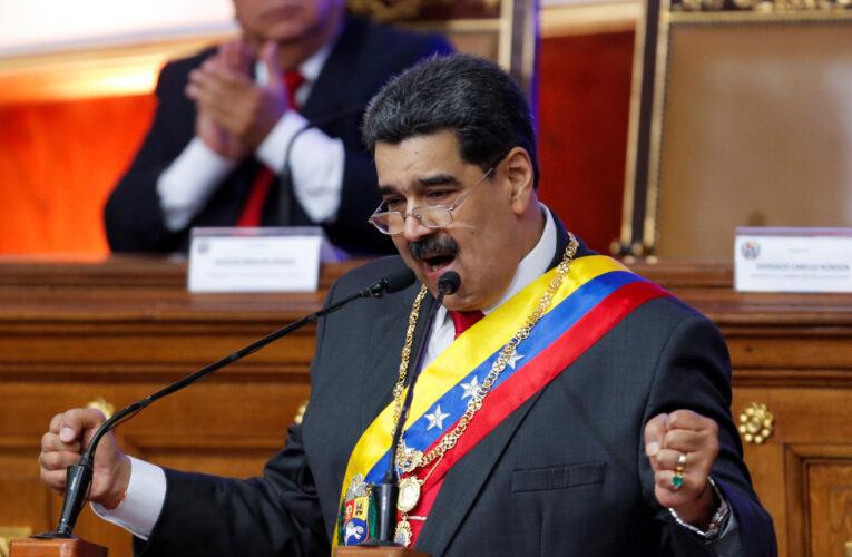EEUU: El problema de Venezuela es Maduro, no nuestras sanciones