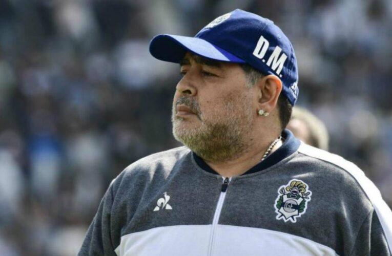Un edema pulmonar agudo causó la muerte de Maradona