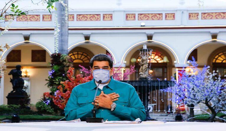 Maduro llama a realizar una campaña electoral biosegura