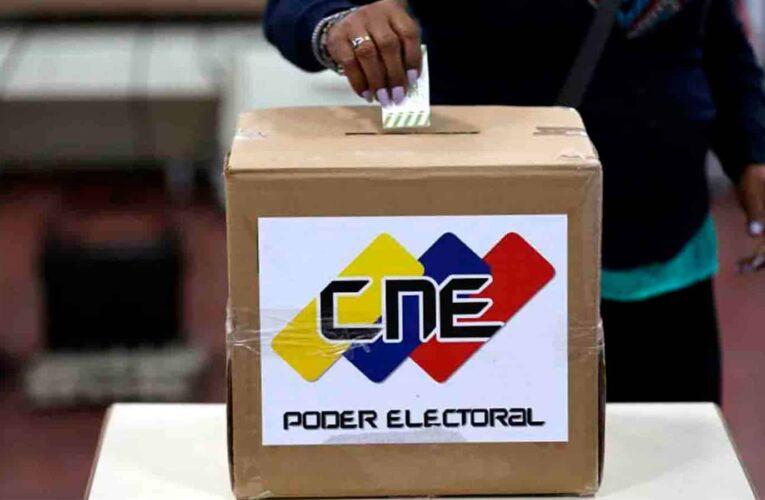 Segundo boletín del CNE ubica abstención en 69,5%