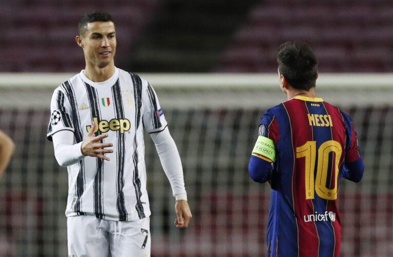 Juventus ruboriza al Barcelona