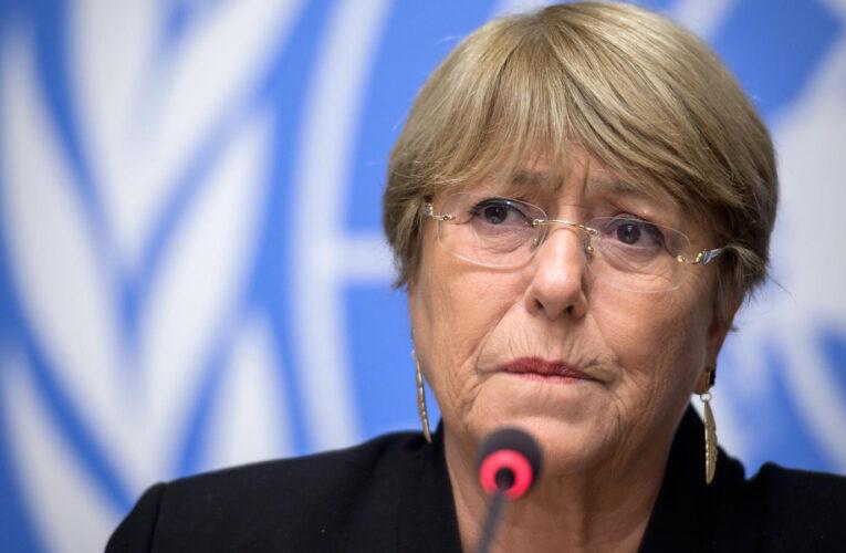 Bachelet afirma que los venezolanos fueron presionados para votar