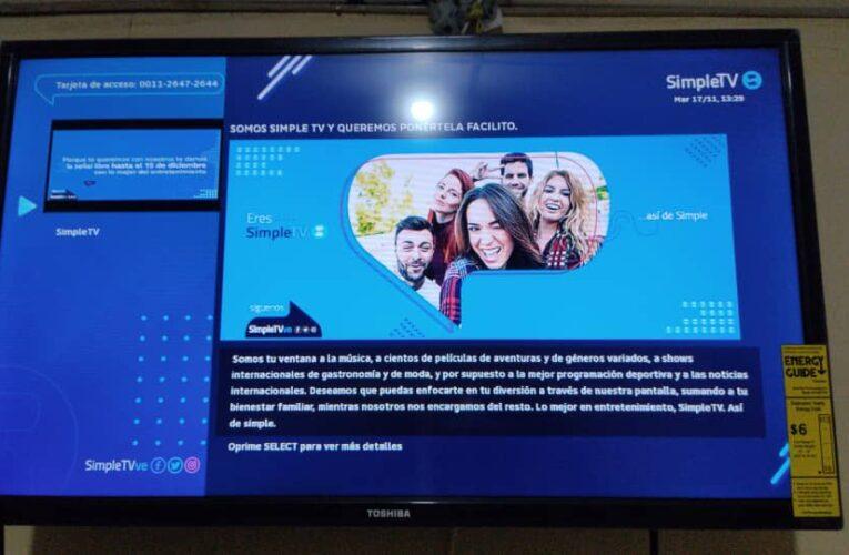 SimpleTV volvió a aumentar precios antes del cobro