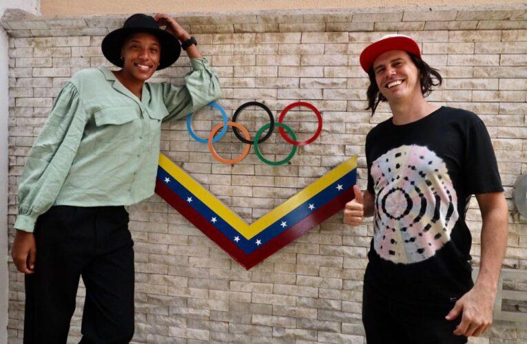 Clasificados olímpicos visitan al COV