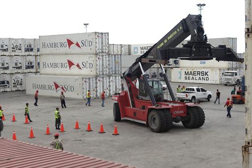 Palumbo: Anarquía y matraca en los puertos son el verdadero bloqueo