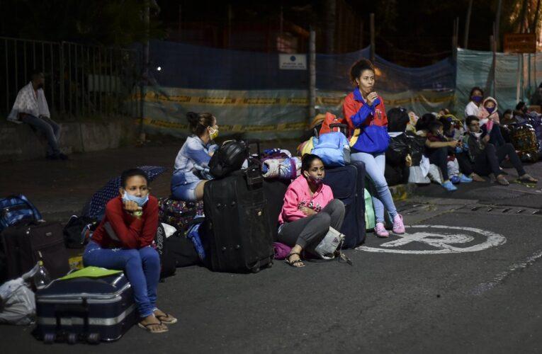 OEA: Éxodo de venezolanos podría alcanzar los 7 millones en el 2021