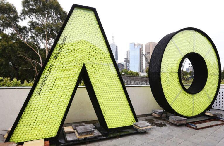 Australia aísla a 72 tenistas