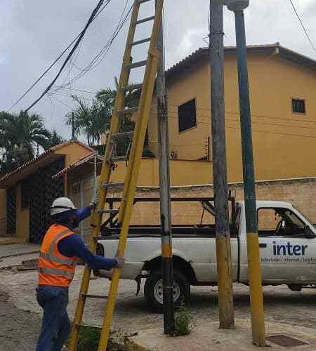 Inter: Robo y vandalismo afectan el servicio