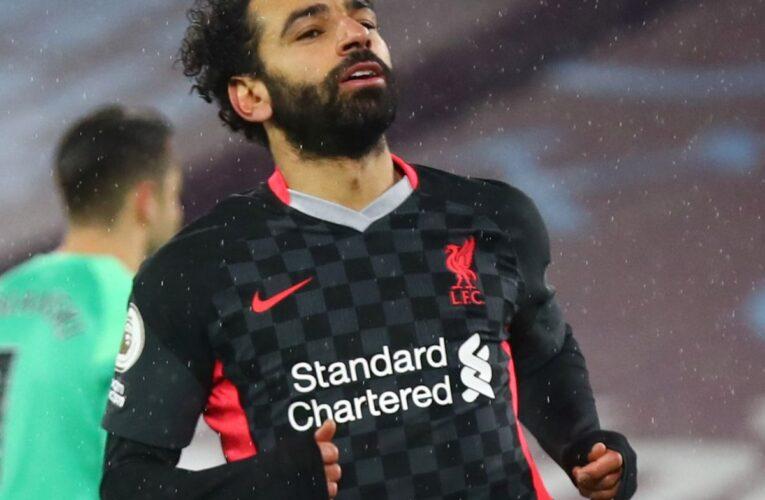 Liverpool y Salah reaccionan