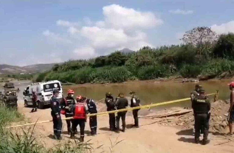 Murió niño venezolano arrastrado por un río en Cúcuta