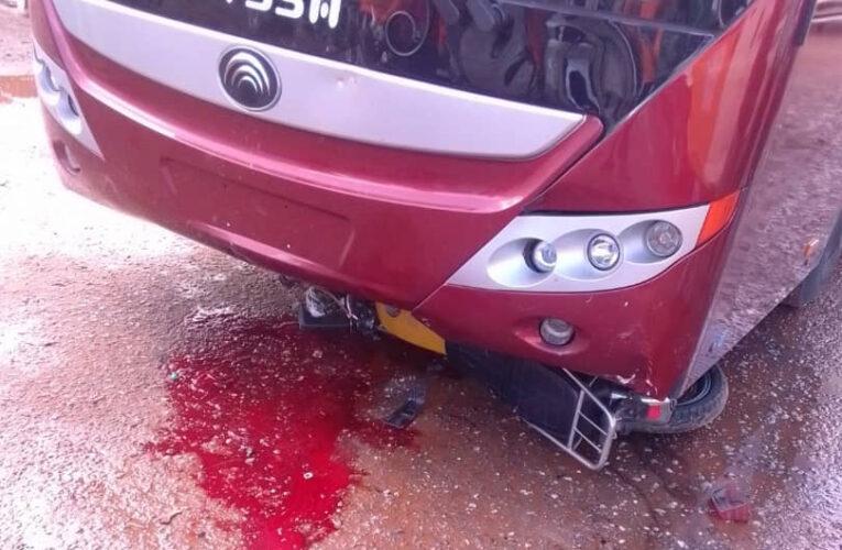 Familiares de motorizado arrollado: Sitssa no da la cara