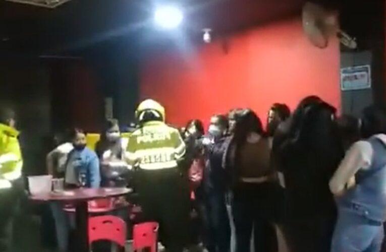 Venezolanos detenidos en coronaparty en Bogotá podrían ser deportados