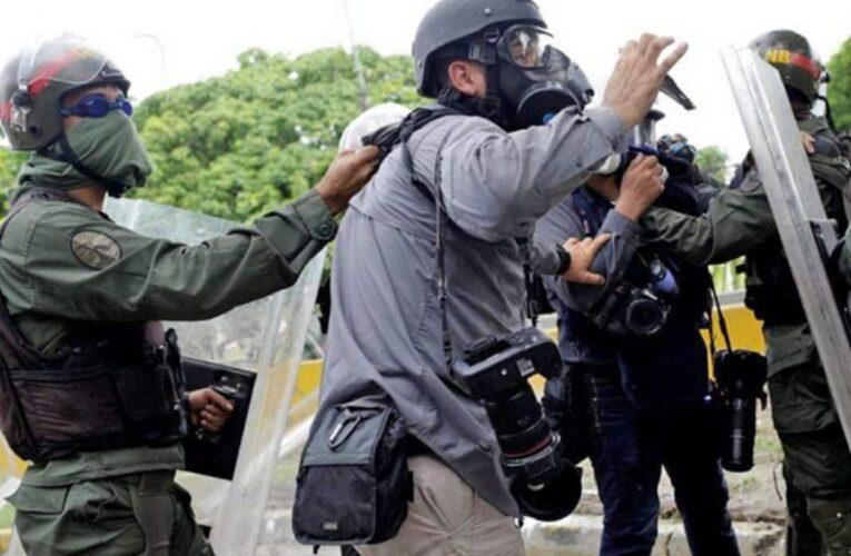 CNP: En 2020 hubo 355 agresiones a periodistas y medios