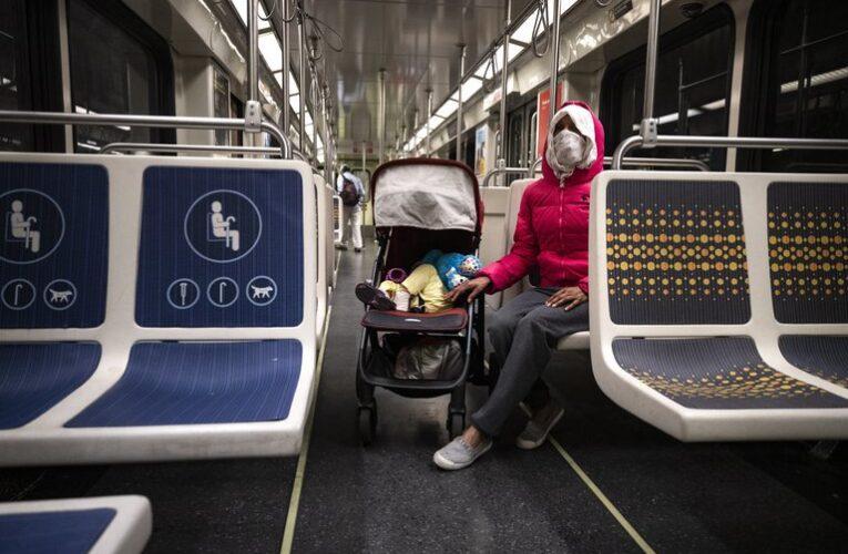 EEUU impondrá tapabocas en el transporte público