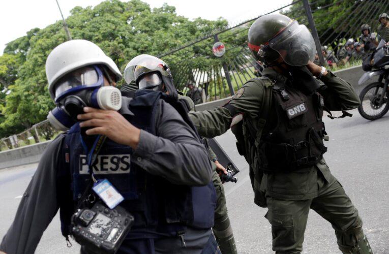 UCAB condena ataques contra de la prensa