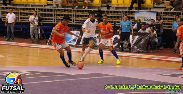 Bucaneros y Pumas representarán a La Guaira en el futsal nacional