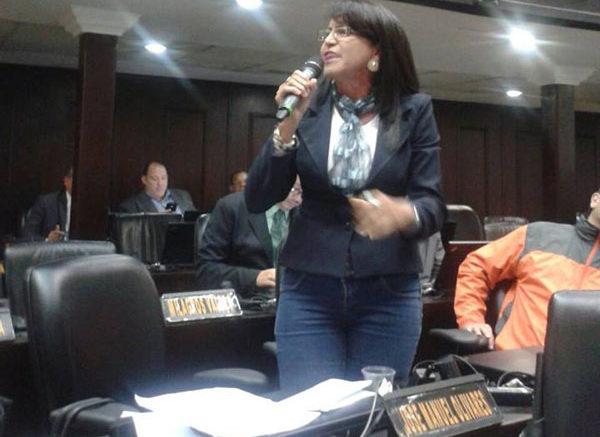 «Inhabilitaciones de diputados no tienen asidero político»