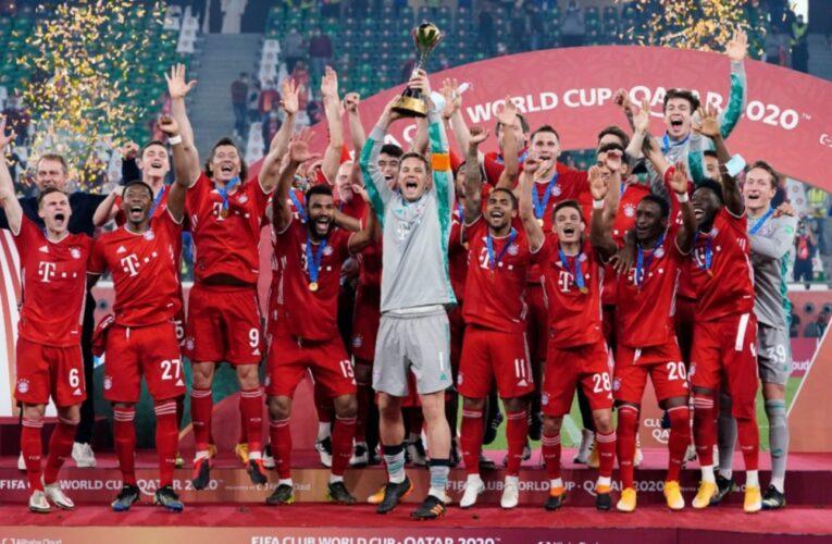 Bayern venció a Tigres y quedó campeón del Mundial de Clubes