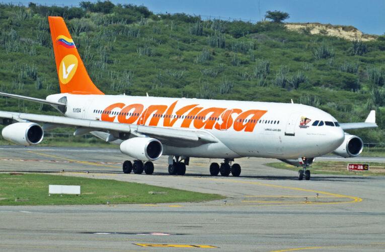 Avión Conviasa aterrizó de emergencia en Maiquetía
