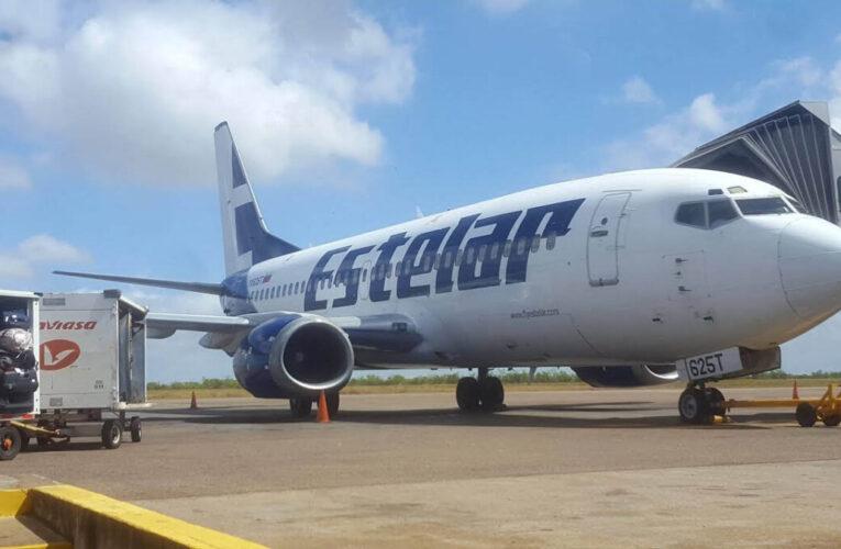 Estelar aclara que vuelos desde Argentina son solo para repatriados