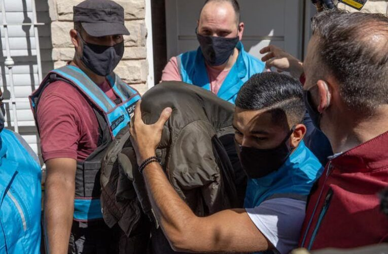 Detienen al acusado de violar venezolana en Argentina