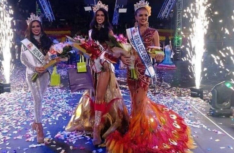 Reina del Carnaval conservará su corona hasta el 2022