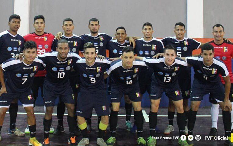 Futsal inicia fogueo internacional rumbo al Mundial