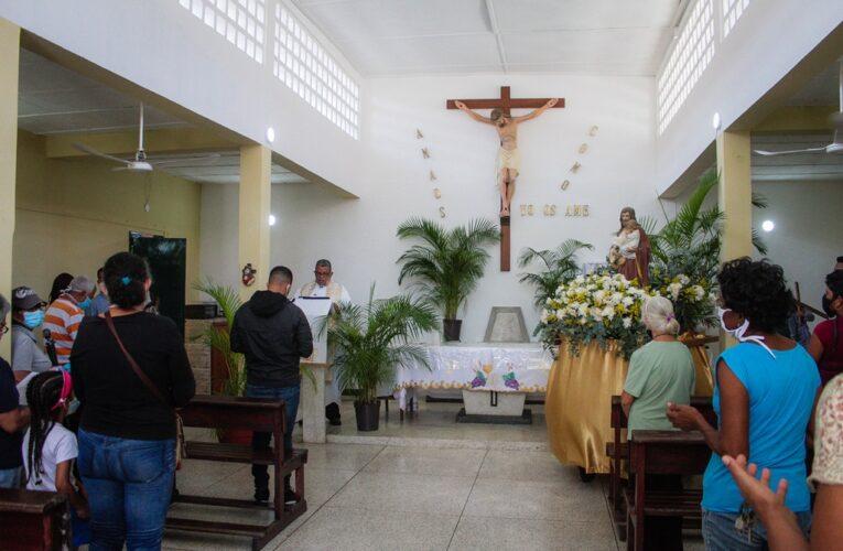 2 mil 500 millones invirtió la Alcaldía en la capilla San José de La Lucha