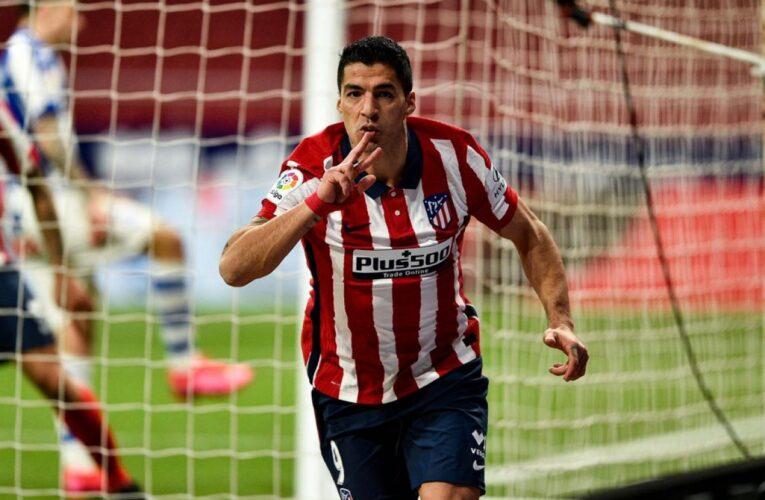 Atlético de Madrid sostiene su ventaja