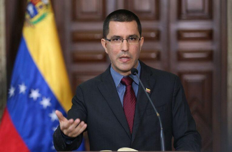 Arreaza pide a EEUU levantar sanciones tras aprobar TPS