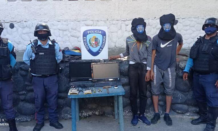 Robaron dos computadoras de la UE Juan José Mendoza