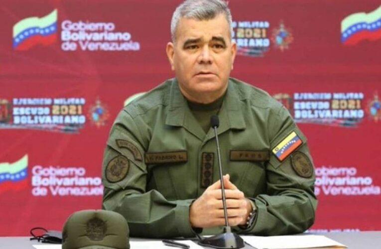 Padrino López acusa a Duque de enviar terroristas a Apure
