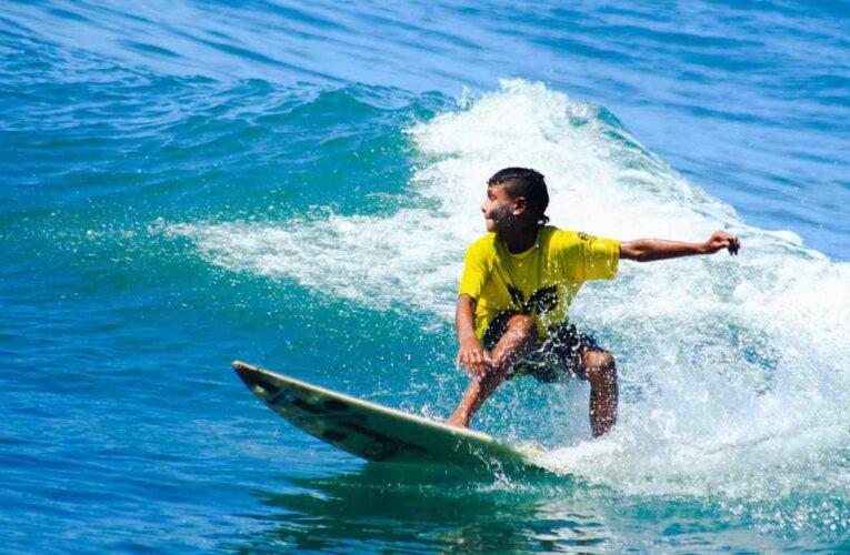 Surf guaireño hizo respetar la casa