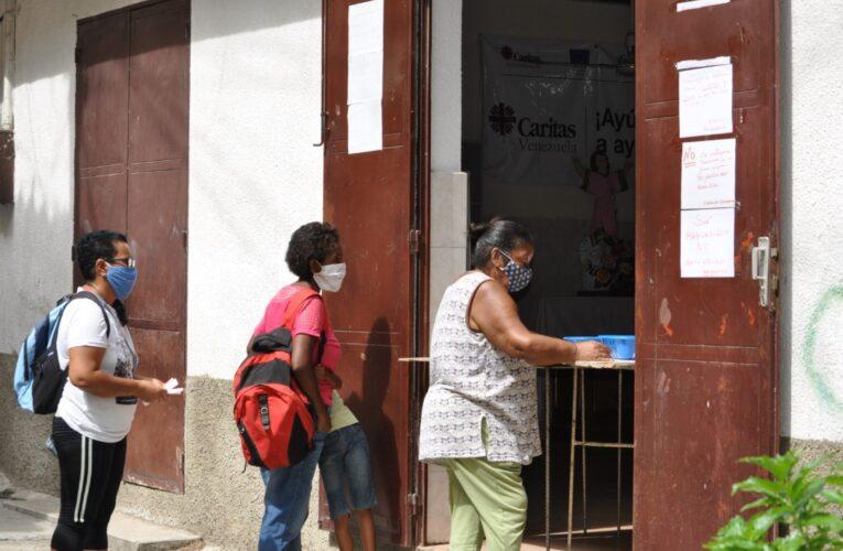 Dispensarios Cáritas ofrecen medicamentos de forma gratuita