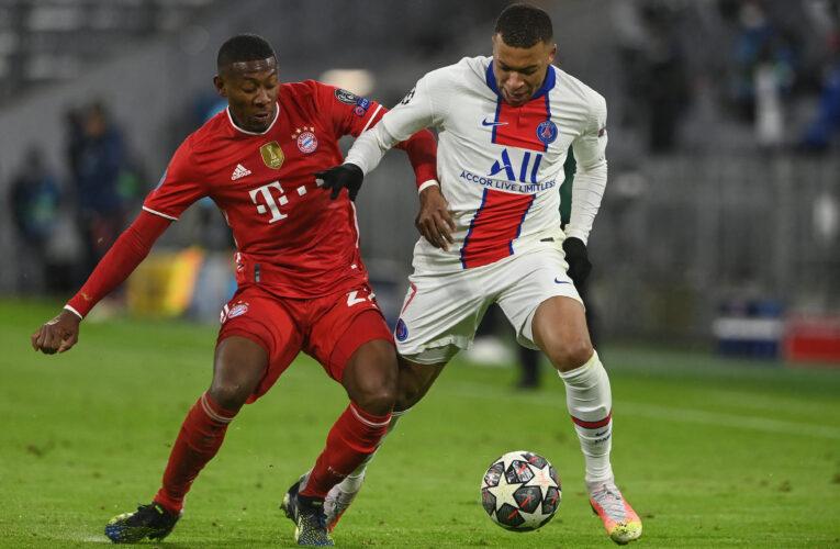 PSG busca evitar la remontada del Bayern