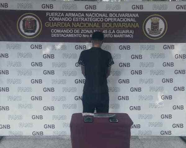 GNB atrapó a dos ladrones en 24 horas