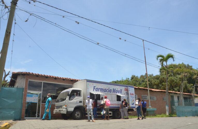Hospital de Carayaca no cuenta con suficiente material de protección