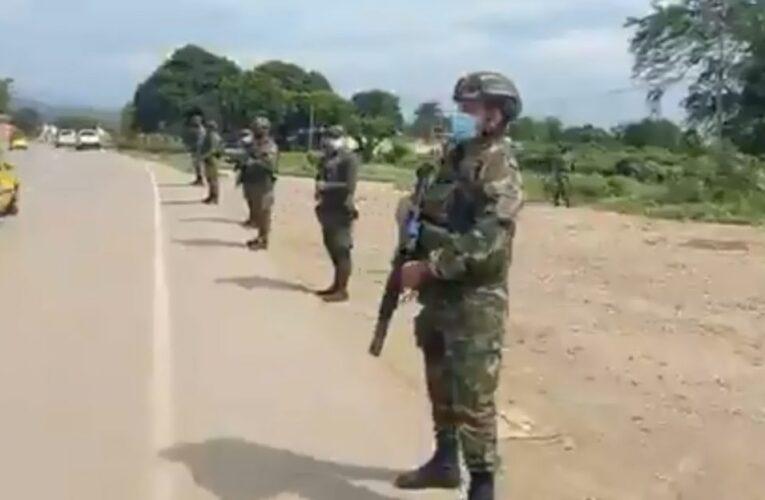 Colombia refuerza seguridad en la frontera tras enfrentamientos
